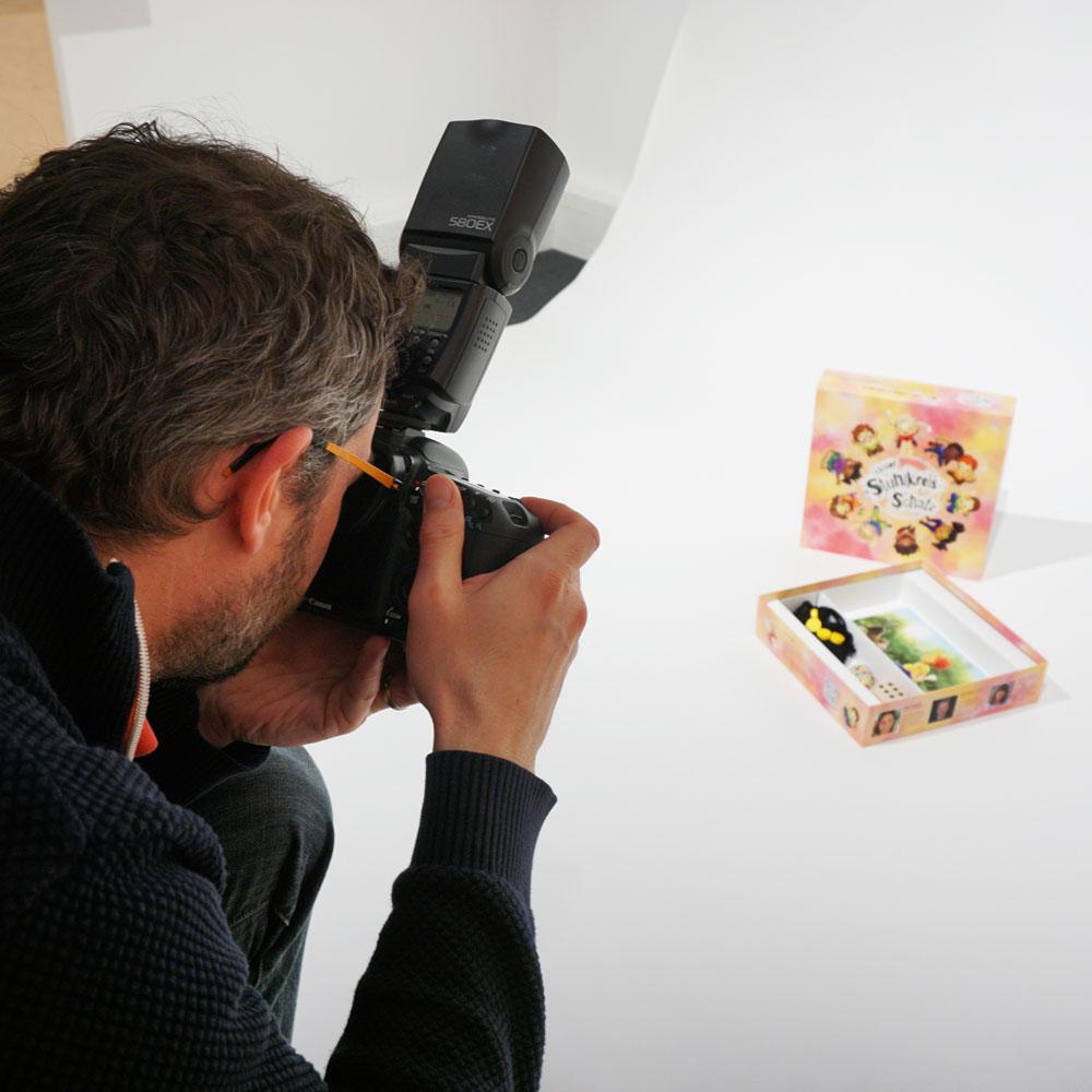 Stuhlkreis-Schatz Katalogfotos