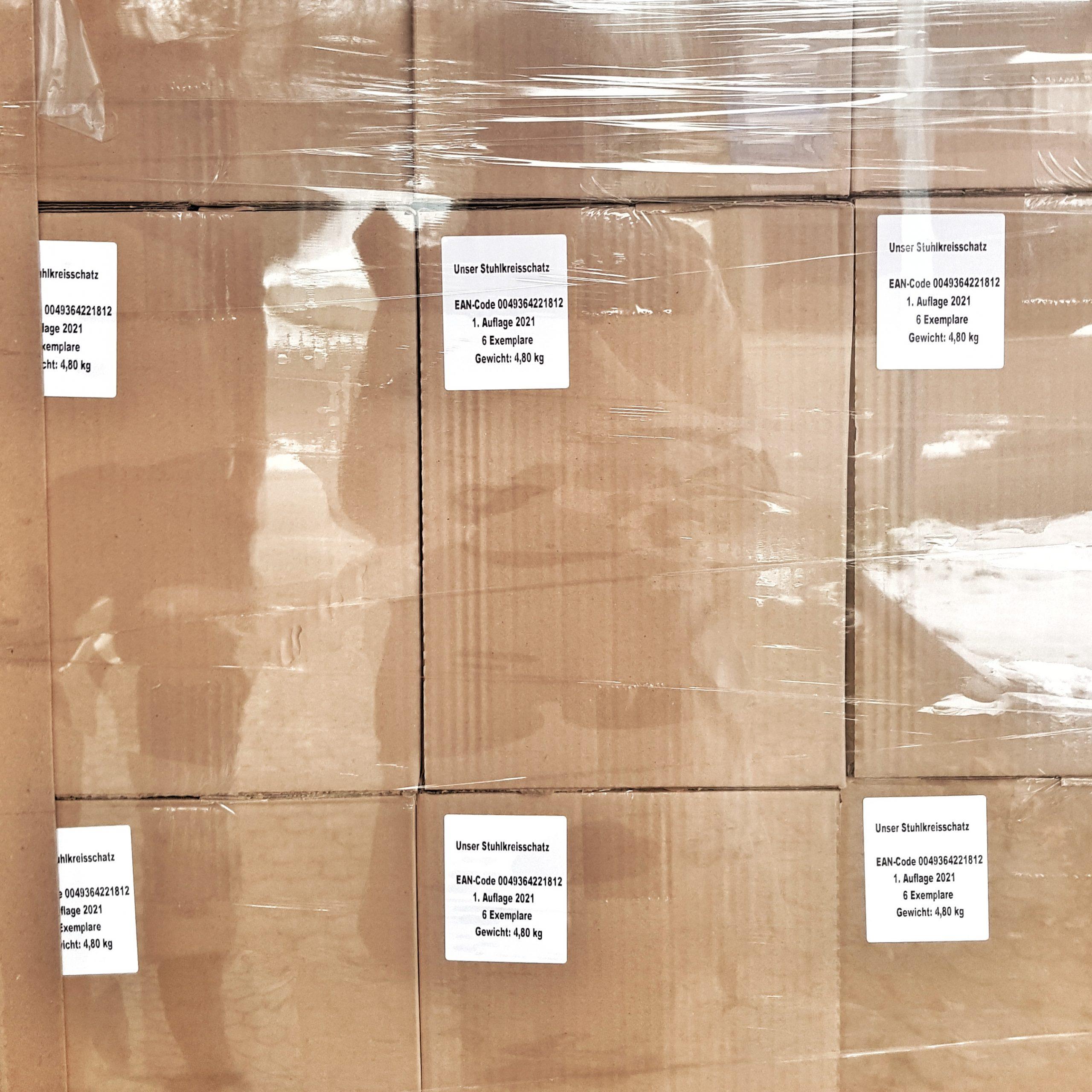 Stuhlkreis-Schatz Produktion 1